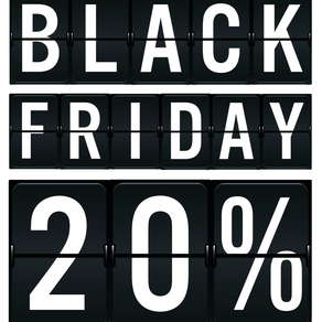 Black Friday @ Pilma: 24 to 28 november!