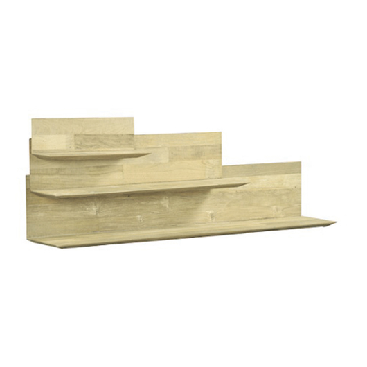 Set 3 Ele wall shelves