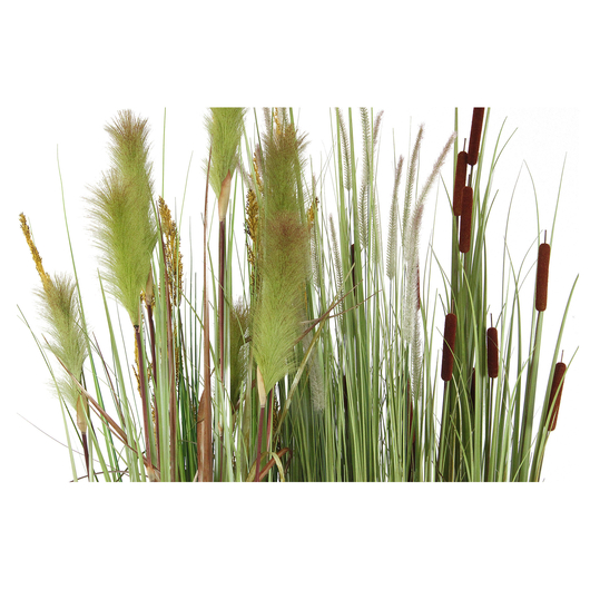 Planta artificial graminea