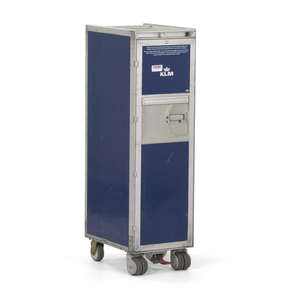 KLM service trolley
