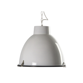 Industrial suspension lamp